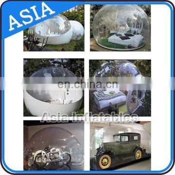 2015 Various Kinds Inflatable Bubble Lodge Tent/snow globe for shows