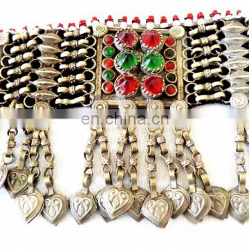 wholesale Afghani necklaces- kutchi fashion Handmade Jewellary