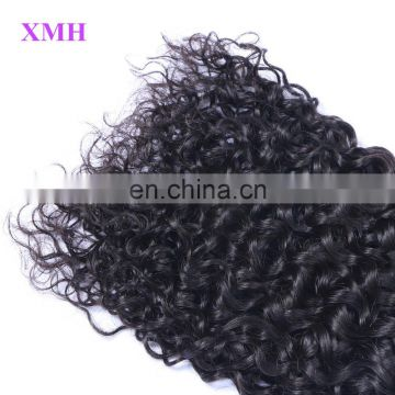 Spanish Wave Wholesale Remy Brazilian Hair Weaving Raw Virgin Unprocessed Human Hair Different Types of Curly Weave Hair