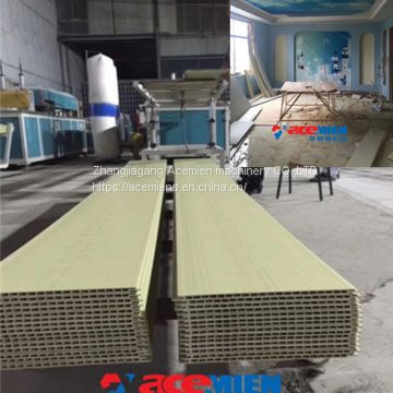 Decoration Panel Extruder Plastic Machine