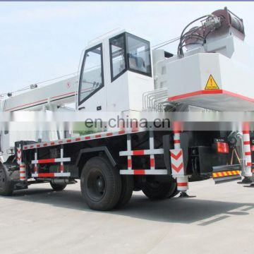 China factory supply 12ton dongfeng truck mounted crane