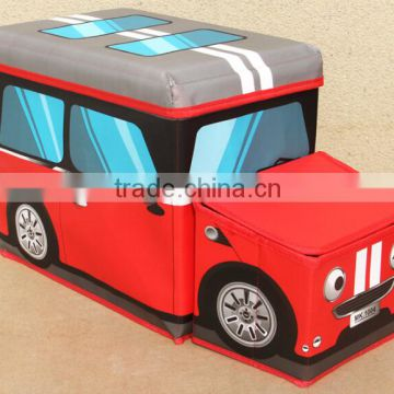 New Cartoon Car Multipurpose Storage Box