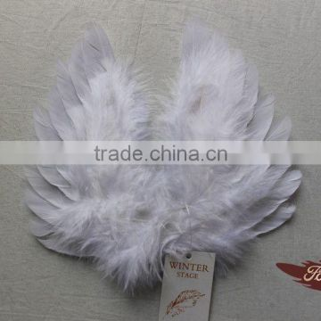 Fashional White Small Feather Angel Wings And Feather Angel Wings Wholesale For Birthday Party Decorations