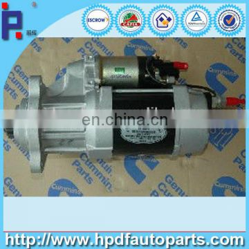 Dongfeng truck spare parts ISBe starting motor 3102767 for ISBe diesel engine