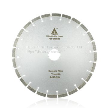400mm Diameter Durable Diamond Circular Saw Blade for Granite
