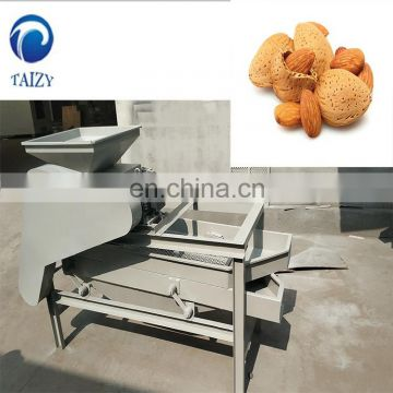 Hot Sale Hazelnut Dehulling Crack almond kernel Cracker Almond Shelling Machine