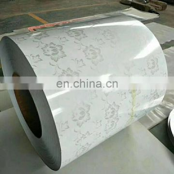 SGCC prepainted steel coil/colour coated steel coil/ PPGI price very fair