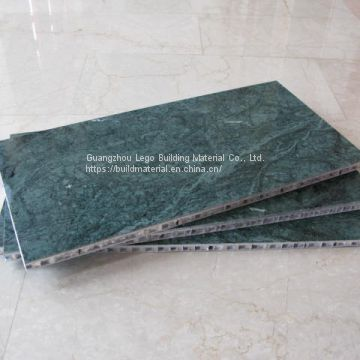 Granite Aluminum Honeycomb Core Sandwich Panel