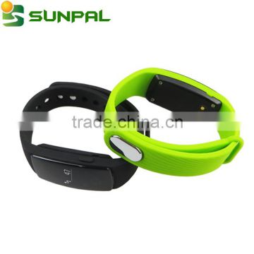 Smart Wrist silicone wristbands bluetooth wrist smart bracelet watch for Smart phone High Quality Wholesale