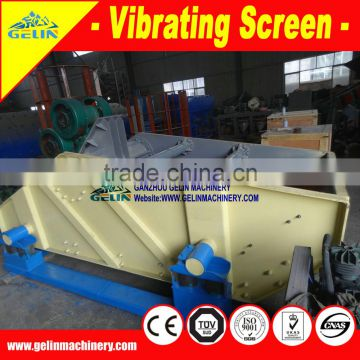 Fine Sand Vibrating Screen
