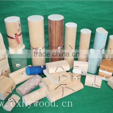 China Factory Supply Round Square Rectangle Thin Lightweight Balsa