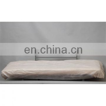 Disposable CPE Bed Cover with Elastic Band for Hospital or massage