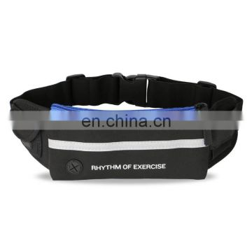 2017 1 bottles sport hydration belt promotion hydration running belt