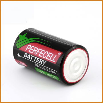 1.5v Primary & Dry Batteries D size r20p battery