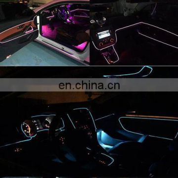 2016 Car EL Wire flexible glow el wire lighting rope tube ,el wire car,el car wiret