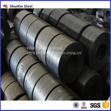 hot rolled black carbon steel strips from factory