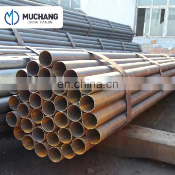 whosale price large diameter square black steel pipe /tube