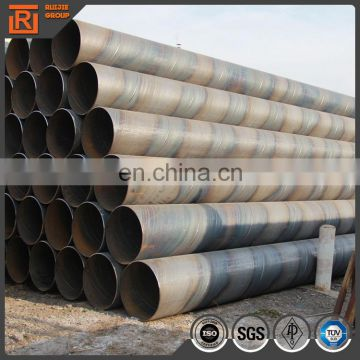 API 5L ssaw spiral welded steel pipe on sale