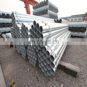 Best delivery of hot dipped galvanized used for water conducting / greenhouse and fence with best quality