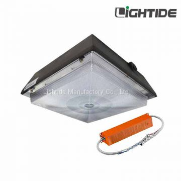 40W Emergency Lights Battery Backup for LED Canopy, 100-277vac, Ni-MH battery keep 1.5~3 hours