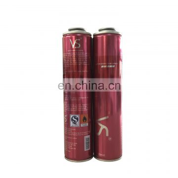 Wholesale different size hair spray tin can with spray paint  from China