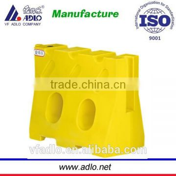 ISO manufacturers roadway safety plastic intrinsic safety barrier