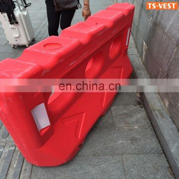 Road Traffic Sign Construction Horse Water Trough Plastic Crowd Control Barrier