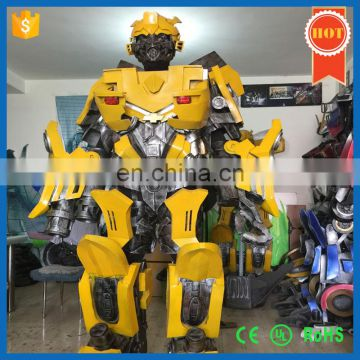 Cosplay Bumblebee Costume Movie Cosplay Robot Costumes For Sale Of