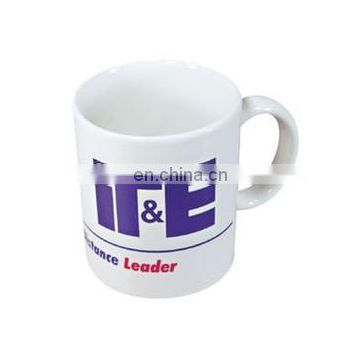 15OZ big cup with custom printing porcelain mug