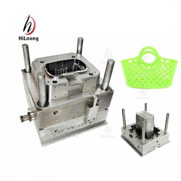 chinese quality products mold mold mold plastic shopping basket mould