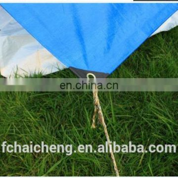 Light weight waterproof stretch PE Tarp for tents material and groundsheet