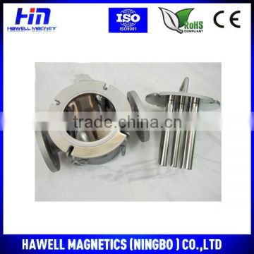 High quality magnetic trap separator