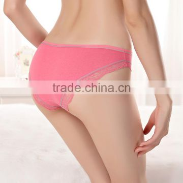 Yun Meng Ni Underwear Timeless Style Breathable Cotton Ladies Panties Sexy Lingerie