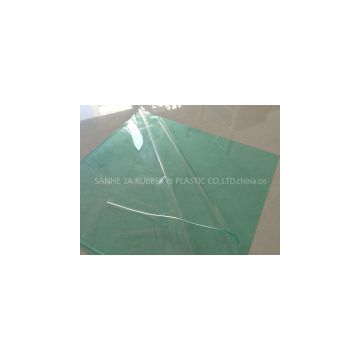10shore A soft silicone rubber sheet with transparent color