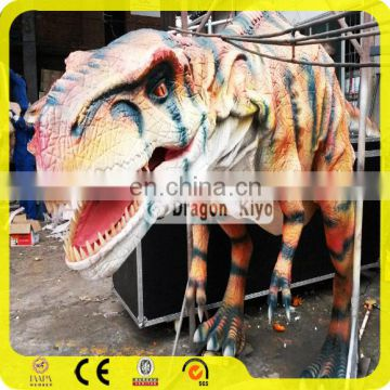 Hot sale life size realistic dinosaur/dragon costume