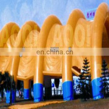 large inflatable tent giant inflatable archway tunnel tent for sale
