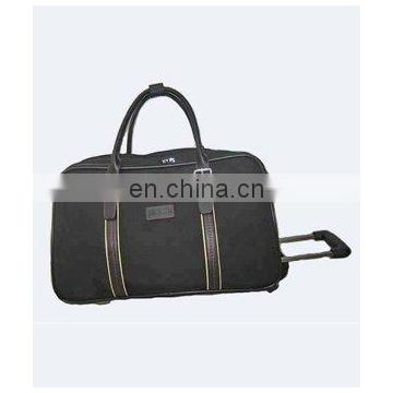 big travel bags low price with trolley with factory price