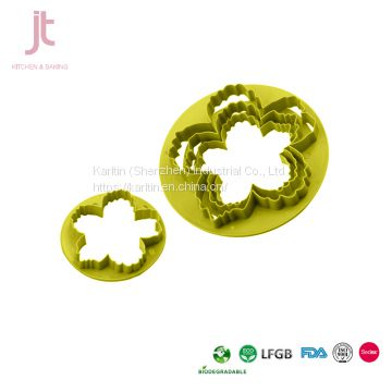 Fondant cake peony petal cutter sugar craft flower decorating tool