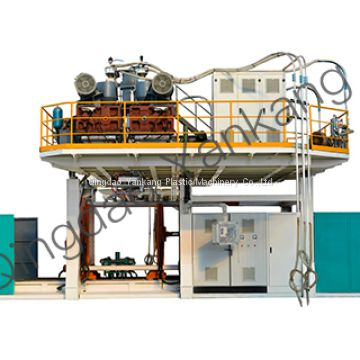 300L-1000L 3 Layers Water Storage Tank Blow Molding Machine
