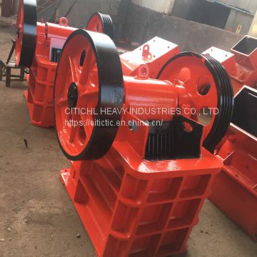 Granite Stone Jaw Crusher of Mining Machine