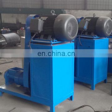 high speed sawdust briquette charcoal making machine