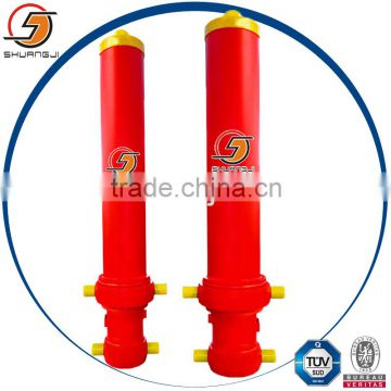 2016 first promotion NEW 5 stages hydraulic cylinder technical specifiion from new factory