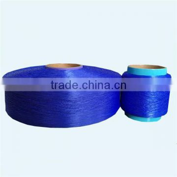 High quality 100% Spandex Yarn Different Colors For Knitting Use