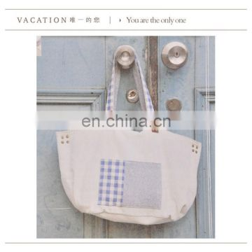 France style women canvas bag
