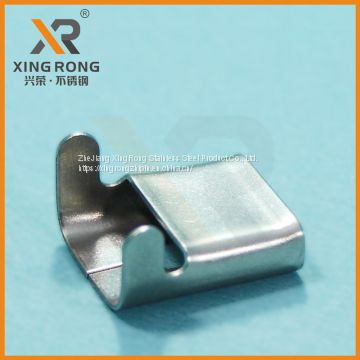 S.S. banding buckle for S.S. straps 6.4MM