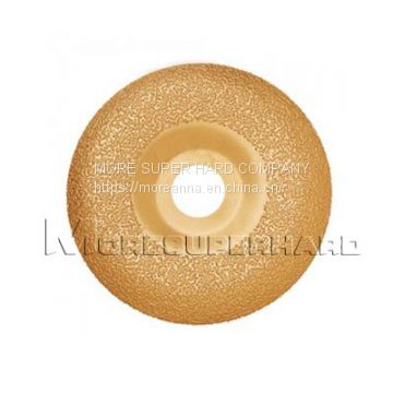 Vacuum Brazed Diamond Grinding Disc factory