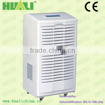 2017 High Efficient 158L/D hand industrial dehumidifier with CE
