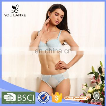 Top Sale Elegant Push Up 3/4 Cup Hot Sex Womens Hot Sexy Xxxx Women Sport Bra