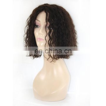 100% density full lace wigcurly human hair wigs for black women