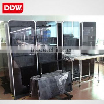 46 Inch Floor Stand Media Video Wifi Android Lcd Advertising Digital Signage Player DDW-AD4601SN